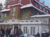 Hory leden 2008